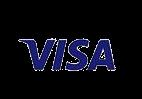 Pago aceptado con Visa
